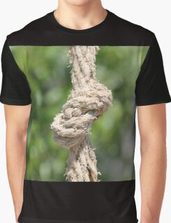 knot on the rope Graphic T-Shirt