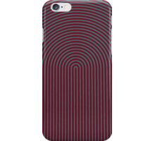 optical 6 iPhone Case/Skin