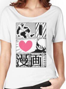 iLoveManga_2 Women's Relaxed Fit T-Shirt