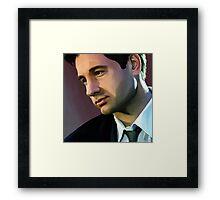 David Duchovny 3 Framed Print