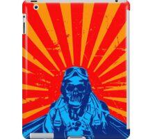 Zombie Kamikaze Pilot iPad Case/Skin