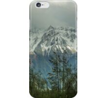 Fraser Vista  iPhone Case/Skin