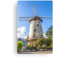 The Windmill, Launceston, Tasmania, Australia Canvas Print