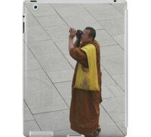 GETTING A PHOTO iPad Case/Skin