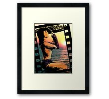 Betty Page Framed Print