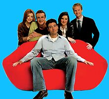 How I Met Your Mother by memyselfandi135