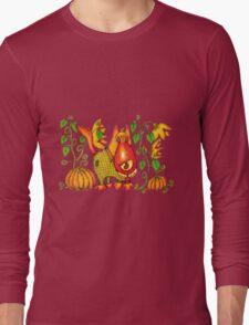Sweet Pumpkin Long Sleeve T-Shirt