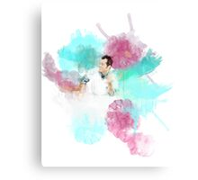 One Flew Over the Cuckoo's Nest Watercolor Canvas Print