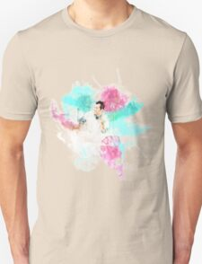 One Flew Over the Cuckoo's Nest Watercolor T-Shirt