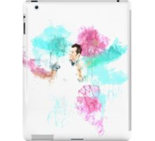 One Flew Over the Cuckoo's Nest Watercolor iPad Case/Skin