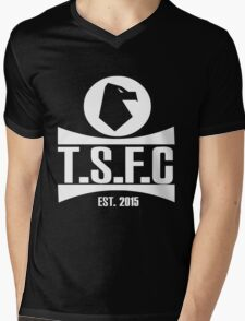 T.S.F.C Mens V-Neck T-Shirt
