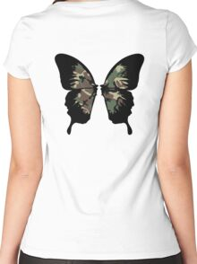 Butch Fairy! Women's Fitted Scoop T-Shirt