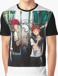 K Project Graphic T-Shirt