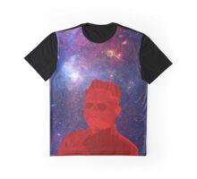 Cosmic Kim Jong Un Graphic T-Shirt