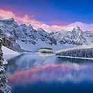 Moraine Lake by Shannon Rogers