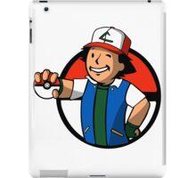 Trainer Boy iPad Case/Skin