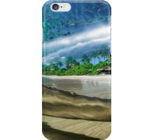 Tropical Wave iPhone Case/Skin