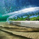 Tropical Wave by Shannon Rogers