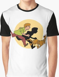The Adventure of Scooby Graphic T-Shirt