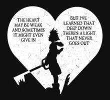 SORA KINGDOM HEARTS by KingdomofHearts