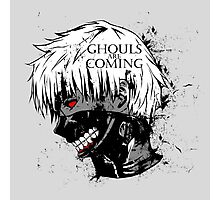 Ghouls are coming Photographic Print