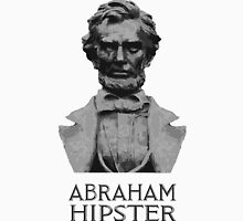 Abraham Hipster Unisex T-Shirt