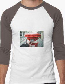 post cork  Men's Baseball ¾ T-Shirt