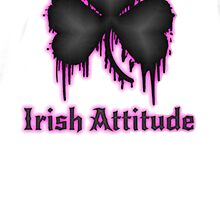 Female Irish Attitude by HotTShirts