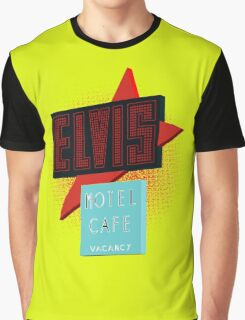 Elvis Motel Graphic T-Shirt