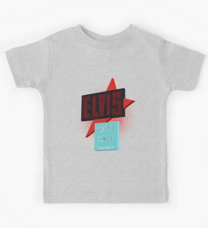 Elvis Motel Kids Tee