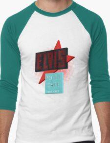 Elvis Motel Men's Baseball ¾ T-Shirt