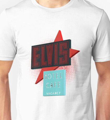 Elvis Motel Unisex T-Shirt
