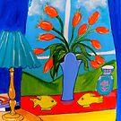Blue Day! by Rusty  Gladdish