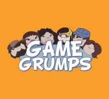 The Game Grumps T-Shirt by willchampion