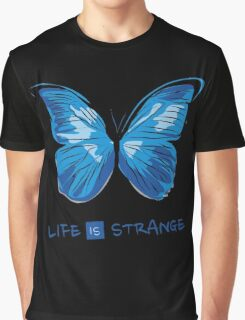 Life is Strange - Butterfly Graphic T-Shirt
