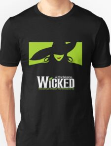 Wicked Broadway Musical - Untold Story about Wizard Of Oz - T-Shirt T-Shirt