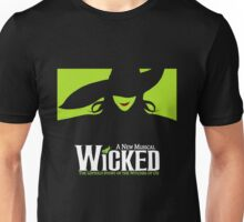 Wicked Broadway Musical - Untold Story about Wizard Of Oz - T-Shirt Unisex T-Shirt