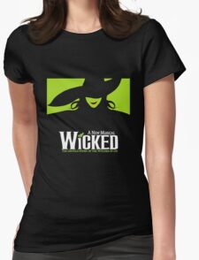 Wicked Broadway Musical - Untold Story about Wizard Of Oz - T-Shirt Womens Fitted T-Shirt