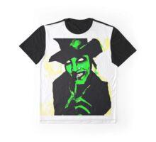 Manson - green  Graphic T-Shirt