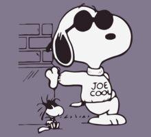 Snoopy Joe Cool & Woodstock Kids Tee