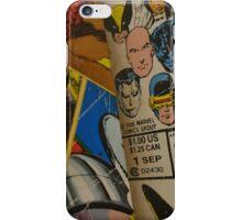 Marvel Comics iPhone Case/Skin