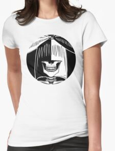 Sia (Stack's Skull Sunday) Womens Fitted T-Shirt