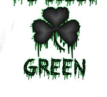 We Bleed Green Shirts by HotTShirts