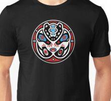 Bear Shamanic Animal Emblem Unisex T-Shirt