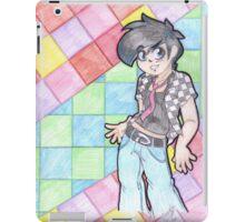 80s Style Danny iPad Case/Skin