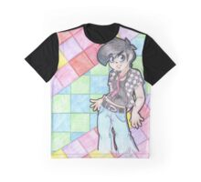 80s Style Danny Graphic T-Shirt