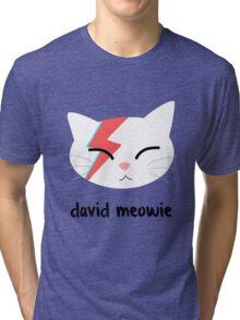 Meowie Tri-blend T-Shirt