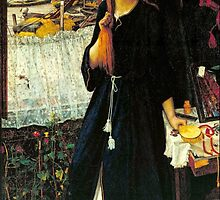 John Roddam Spencer Stanhope - Thoughts of the Past, Tate Britain by Adam Asar
