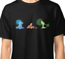 Starters from different generations  Classic T-Shirt