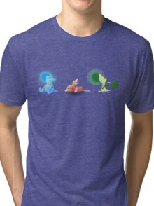 Starters from different generations  Tri-blend T-Shirt